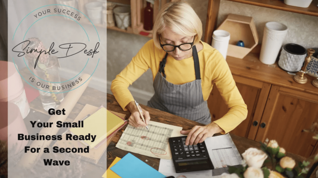 get your small business ready for a second wave